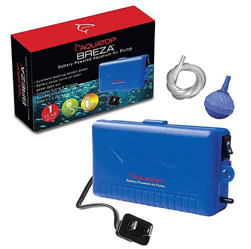 AquaTop Battery Powered Aquarium Air Pump