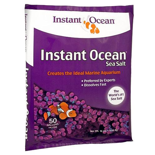 Instant Ocean Sea Salt 50 Gallon