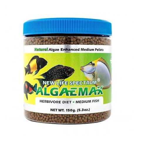 New Life Spectrum NLS AlgaeMax Herbivore Diet Pellet Food