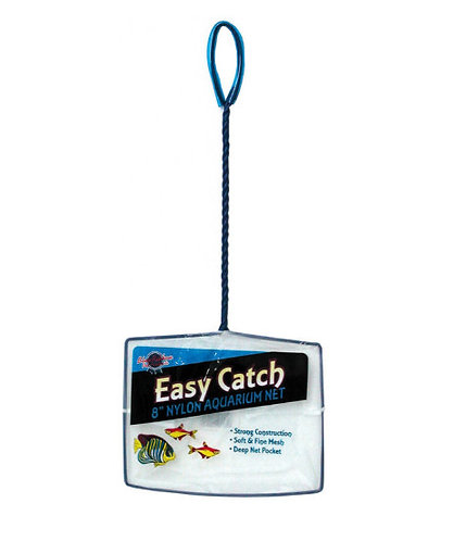 Blue Ribbon Easy Catch Nylon Aquarium Fish Net