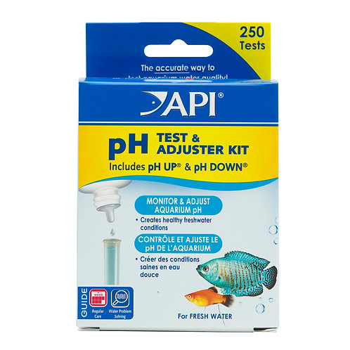 API pH Test & Adjustment Kit