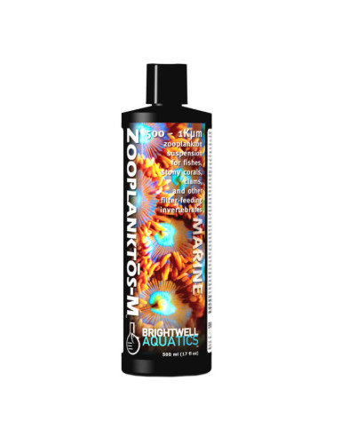 Brightwell Aquatics Zooplanktos-M Zooplankton Medium 500-1mm