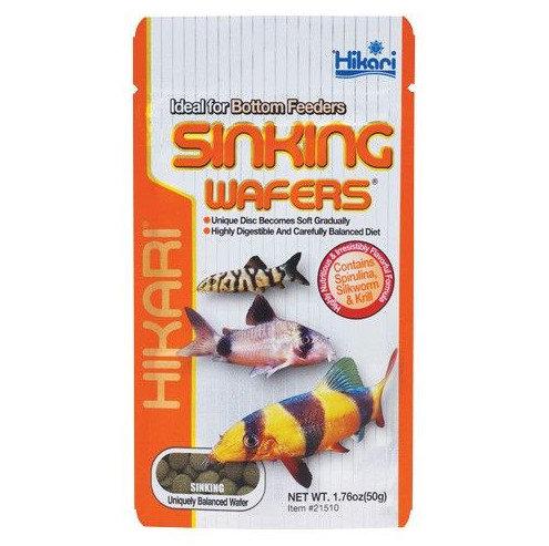 Hikari Sinking Wafers 1.76oz