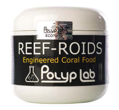 Reef-Roids Poly Lab Coral Food