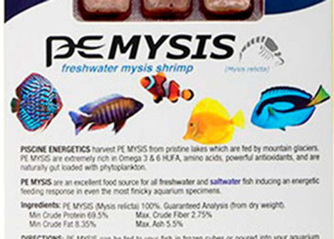 Piscine PE Frozen Mysis Shrimp