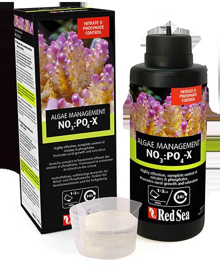 Red Sea NO3: PO4-X Algae Management