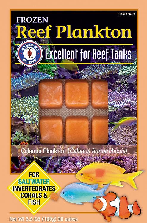 San Francisco Reef Plankton Frozen Food