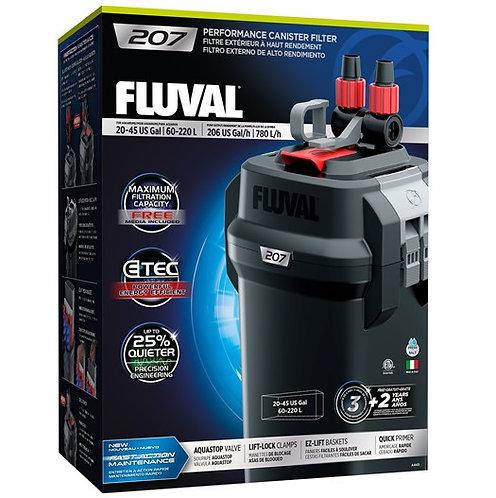 Fluval 207 Performance External Canister Filter