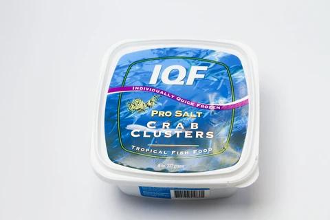 Pro Salt Frozen IQF Crab Clusters 8oz