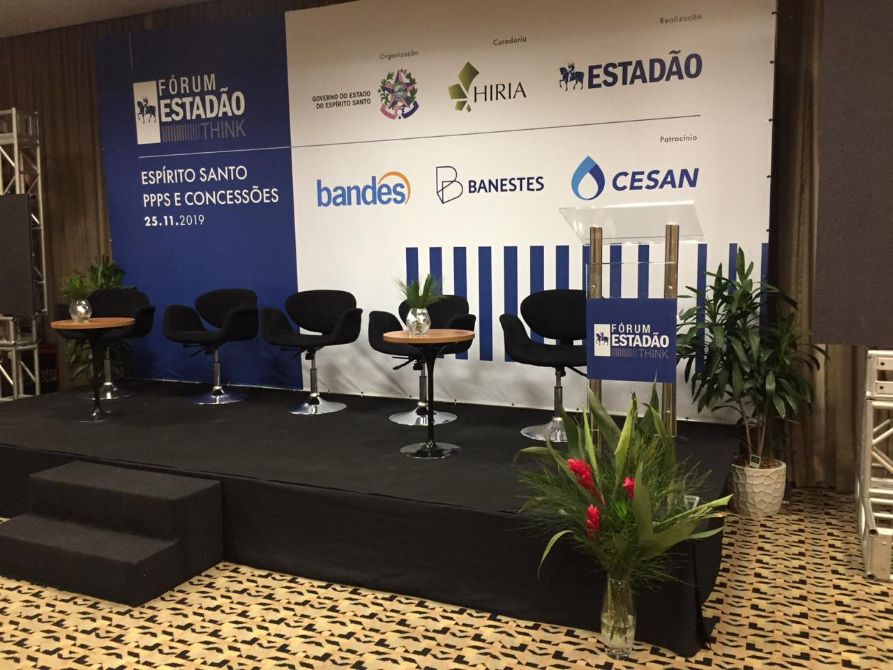Evento corporativos, palestra e congressos.
