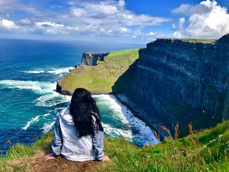 Traveling the World While Conquering Vet School