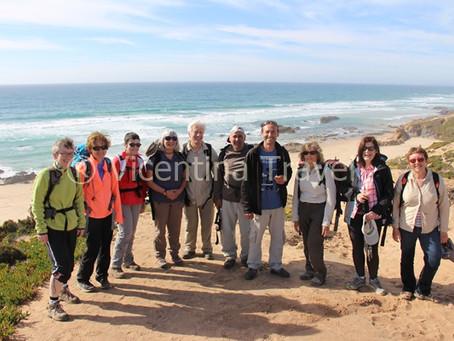 Guided & Self-guided Walks along the Rota Vicentina - Portugal |  Randonnées guidé ou bien indiv
