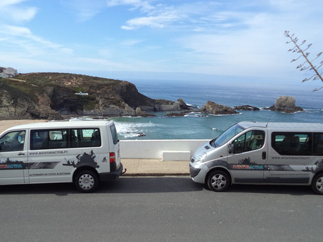 Private transfers from Lisbon and Faro Airports to Costa Vicentina!