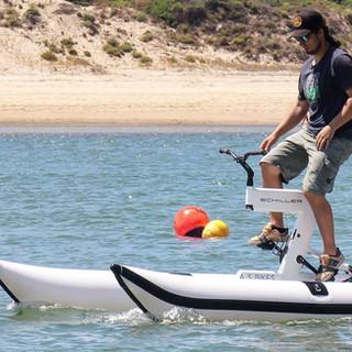 water bikes milfontes