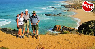 NEW ROTA VICENTINA PROGRAM: Best Of Fishermen's Trail