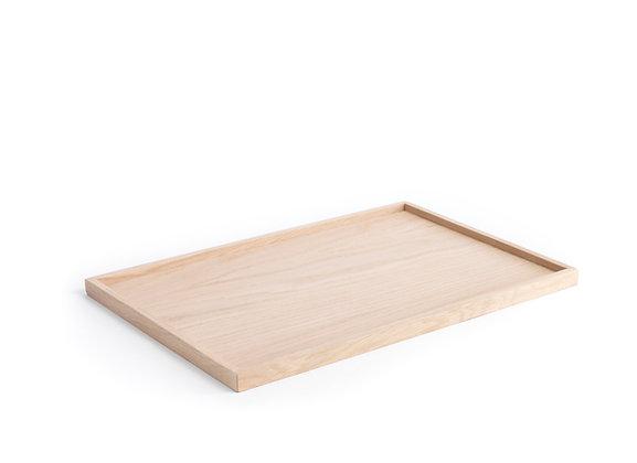 Square Tray - Large, Oak