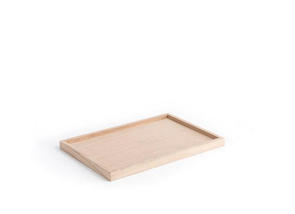 Square Tray - Medium, Oak