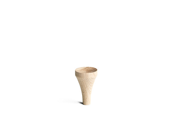 Tee hook - Small oak
