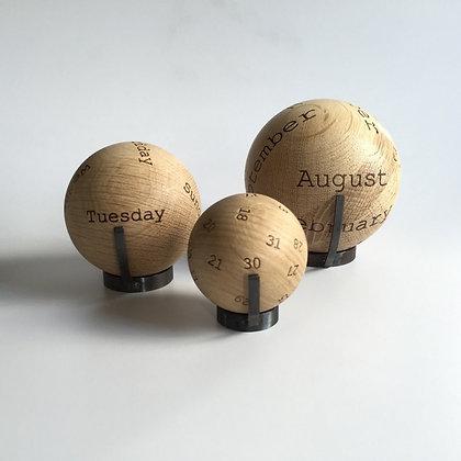 Balls - Calendar