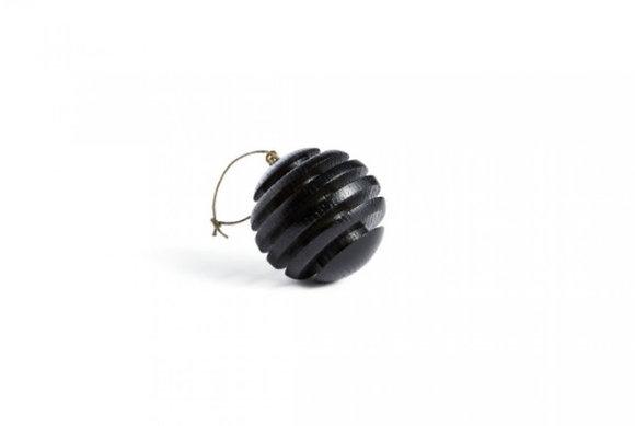 Santas Balls, black
