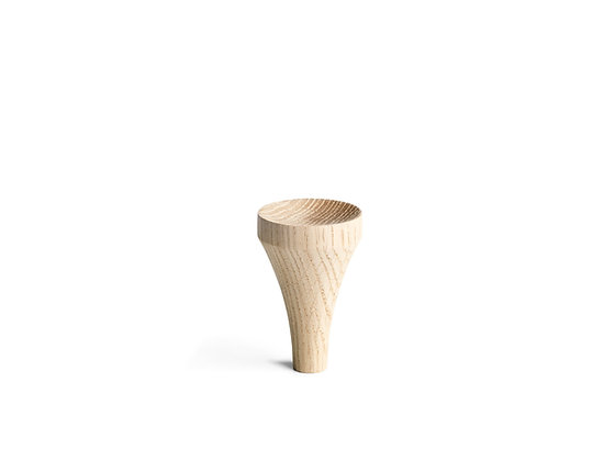Tee hook - Large oak