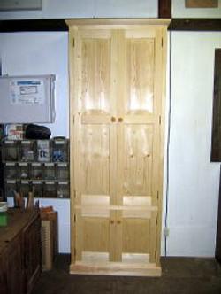 工房の本棚