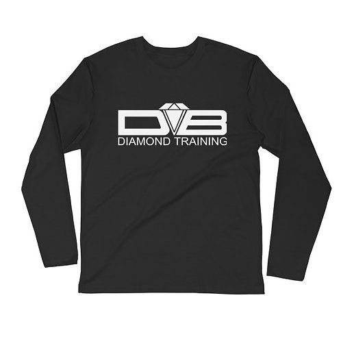 Fitted Long Sleeve Tee