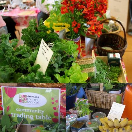 Grey Lynn Farmers Market Update
