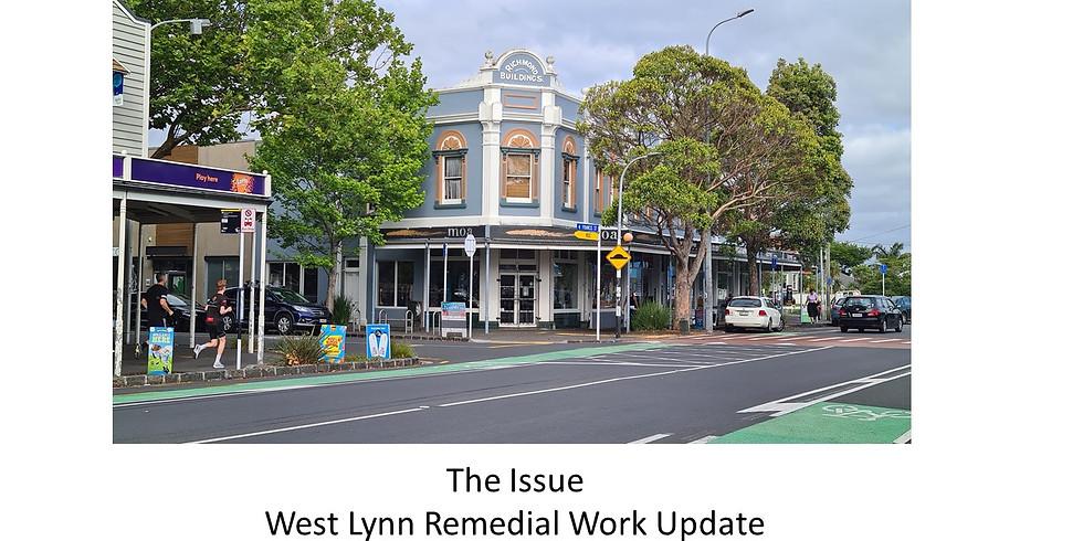 West Lynn Project Update