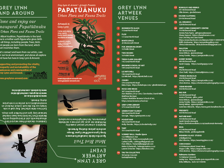 Get set to go - Papatūānuku Urban Flora and Fauna Trails