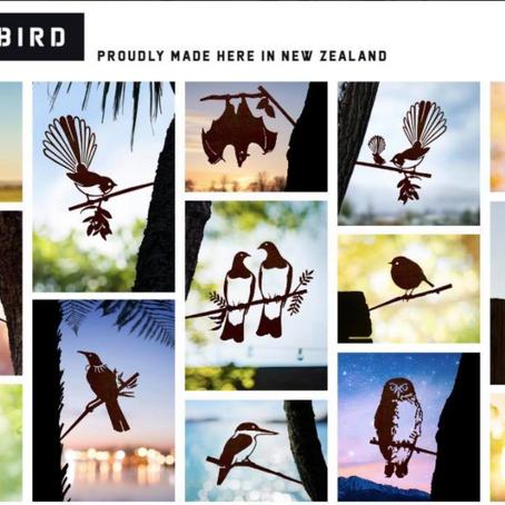 Metalbird & the Metalbird Art Trail