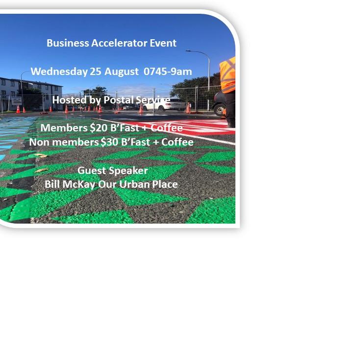 Business Accelerator Event
