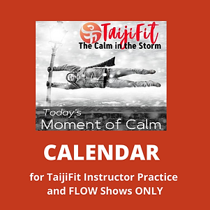 TaijiFit Student Practice and Flow Calen