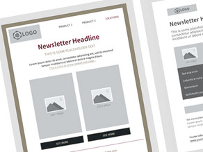 With CellBox Newsletter it's never been easier to keep in touch with your customers.