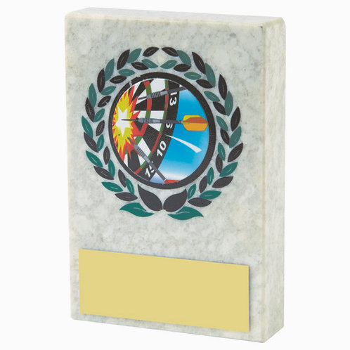 Budget Marble Stand Award - 75mm