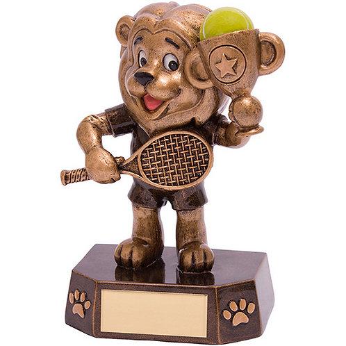 Braveheart Tennis Award - 125mm