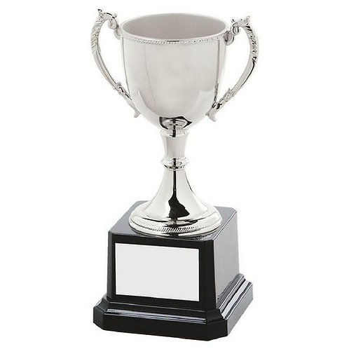 Classic Nickel Plated Cup  - 150mm
