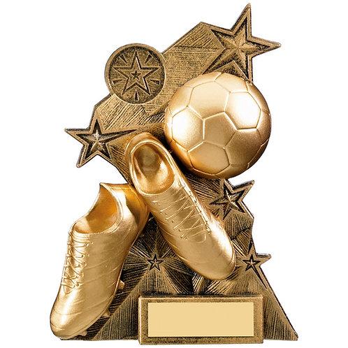 Astra Football Award - 160mm