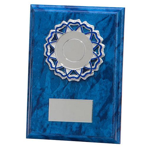 Armagh Cobalt Plaque - 100mm
