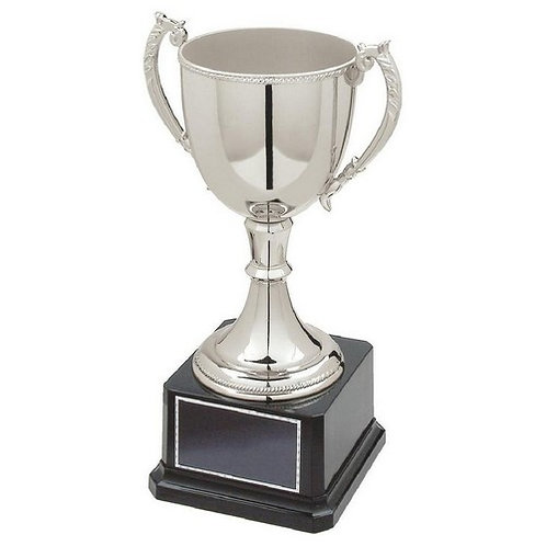 Classic Nickel Plated Cup  - 250mm