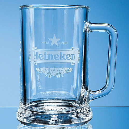 Tankard | Straight Sided Beer | 0.29 Litre | Free Engraving