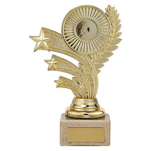 Cancun Multi-Sport Trophy Gold - 155mm