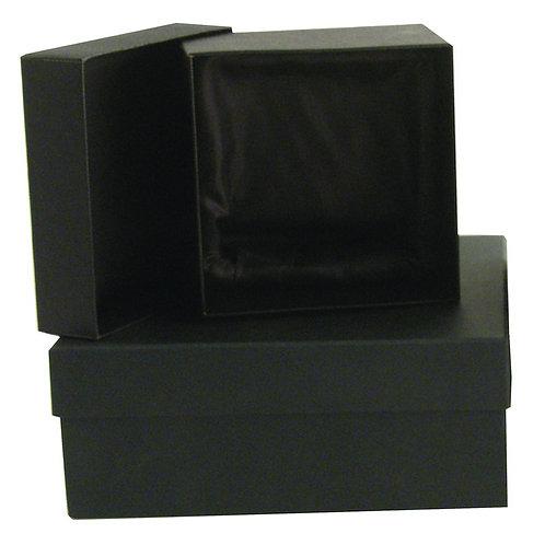 Black Presentation Box - 202 x 166 x 80 mm