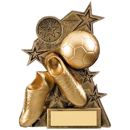 Astra Football Award - 135mm