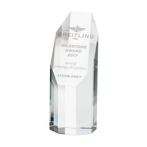 Apollo Crystal Award - 130mm