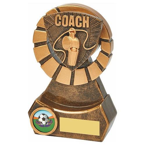 Coach Resin Award - 140mm