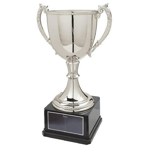 Classic Nickel Plated Cup  - 430mm