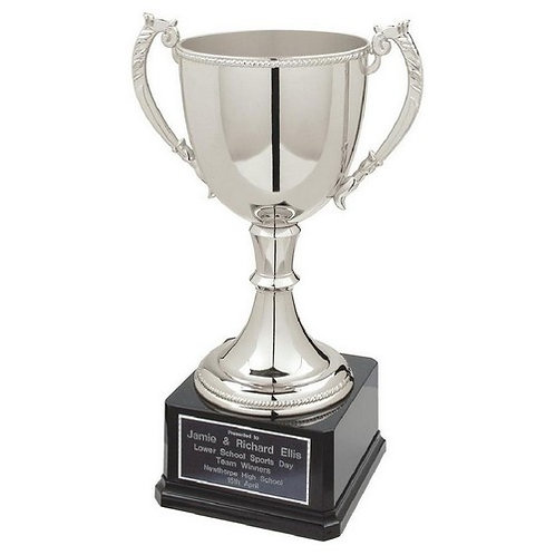 Classic Nickel Plated Cup  - 360mm