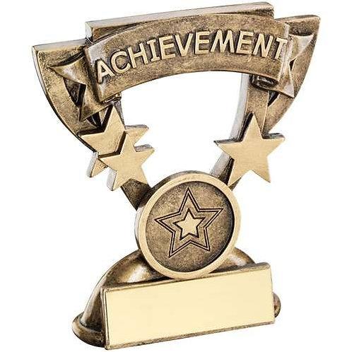 Achievement Mini Cup Trophy - 108 mm