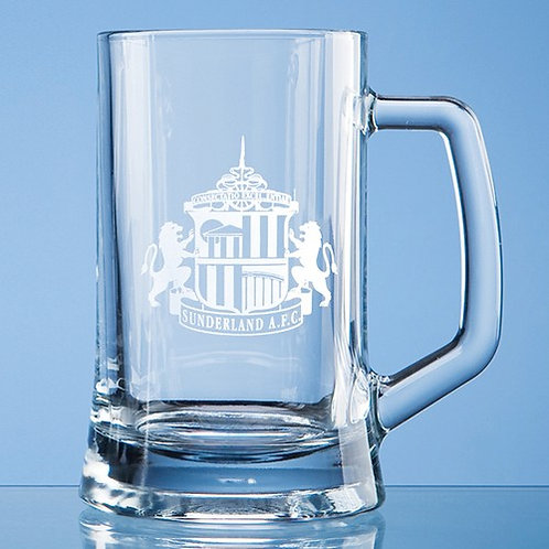 Tankard | Small Plain Straight Sided | 0.395 Litre | Free Engraving